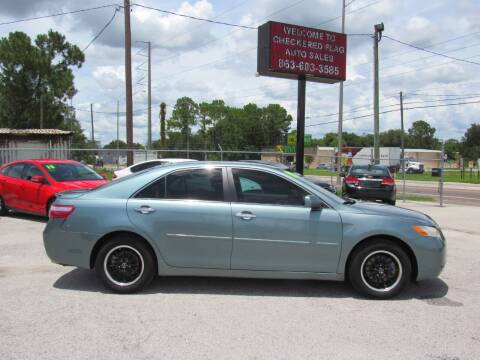 2009 Toyota Camry for sale at Checkered Flag Auto Sales EAST in Lakeland FL