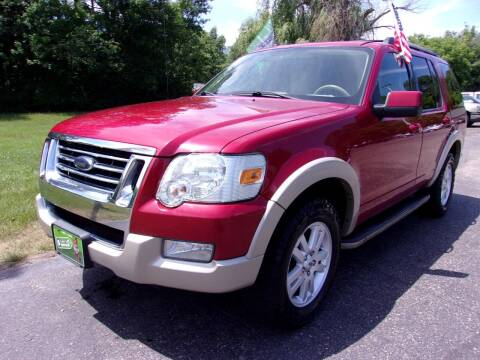 2009 Ford Explorer for sale at American Auto Sales in Forest Lake MN