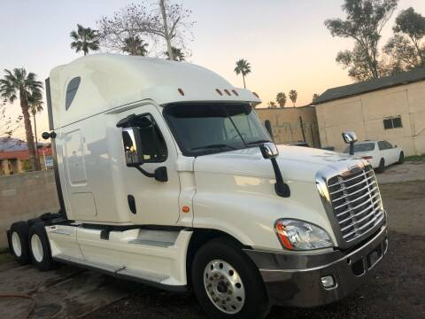 2016 Freightliner Cascadia for sale at F & A Car Sales Inc in Ontario CA