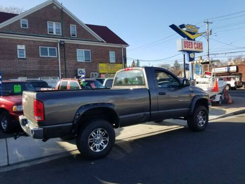 2004 Dodge Ram Pickup 2500 for sale at Bel Air Auto Sales in Milford CT