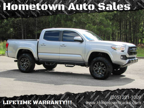 2020 Toyota Tacoma for sale at Hometown Auto Sales - Trucks in Jasper AL