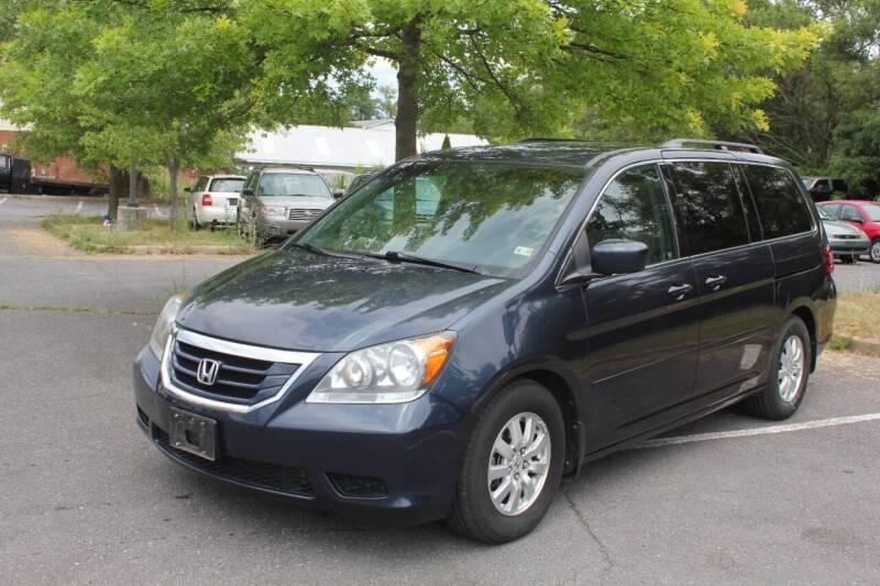 2010 Honda Odyssey for sale at Auto Bahn Motors in Winchester VA