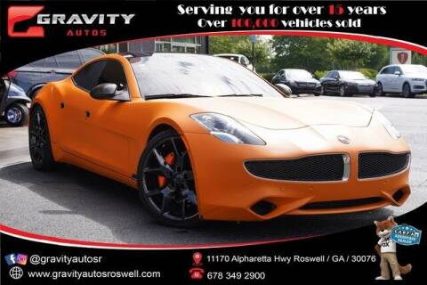 2018 Karma Revero for sale at Gravity Autos Roswell in Roswell GA