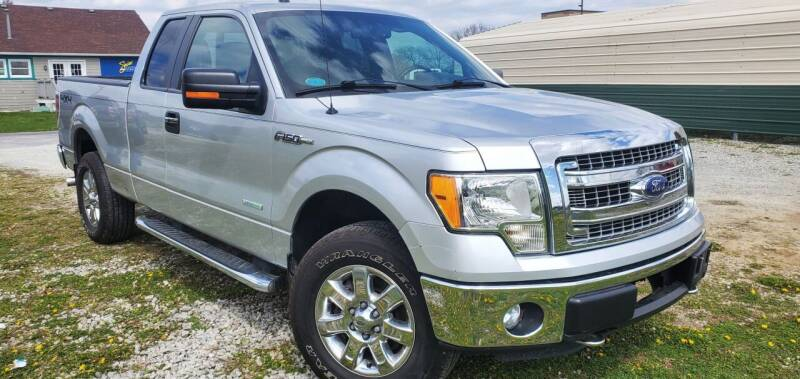 2013 Ford F-150 for sale at Sinclair Auto Inc. in Pendleton IN