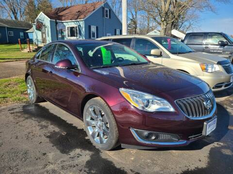 2017 Buick Regal for sale at Draxler's Service, Inc. in Hewitt WI