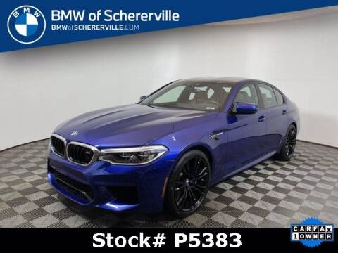 2019 BMW M5 for sale at BMW of Schererville in Shererville IN