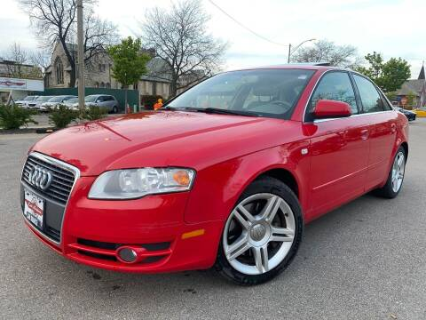 2007 Audi A4 for sale at Your Car Source in Kenosha WI