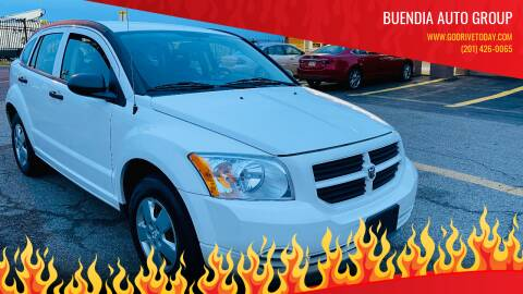 2007 Dodge Caliber for sale at BUENDIA AUTO GROUP in Hasbrouck Heights NJ