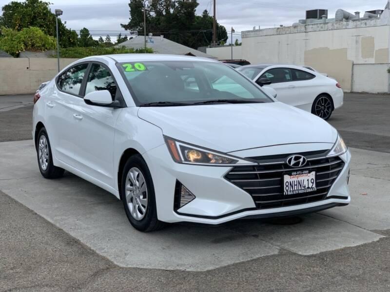 2020 Hyundai Elantra for sale at H & K Auto Sales & Leasing in San Jose CA
