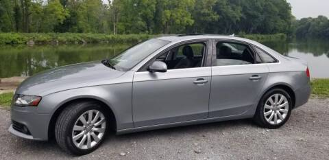 2011 Audi A4 for sale at Auto Link Inc in Spencerport NY