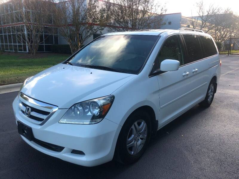 2007 Honda Odyssey for sale at A&M Enterprises in Concord NC