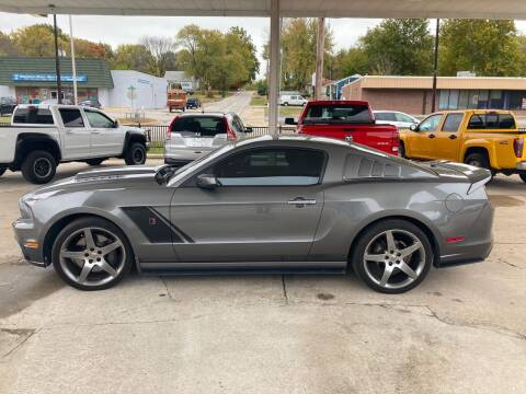 2013 Ford Mustang for sale at GRC OF KC in Gladstone MO