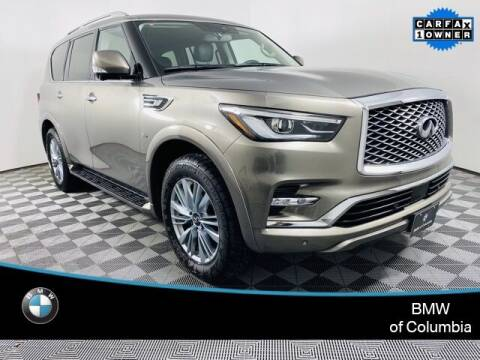 2019 Infiniti QX80 for sale at Preowned of Columbia in Columbia MO