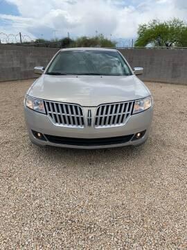2010 Lincoln MKZ for sale at Premier Motors AZ in Phoenix AZ