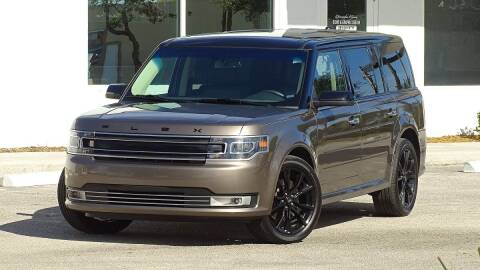 2019 Ford Flex for sale at MG Auto Center LP in Lake Park FL