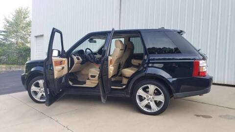 2008 Land Rover Range Rover Sport for sale at Euro Prestige Imports llc. in Indian Trail NC