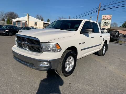 2009 Dodge Ram Pickup 1500 for sale at Sam's Auto in Akron PA