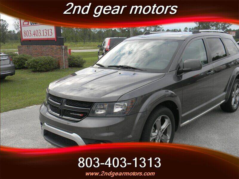 2017 Dodge Journey for sale at 2nd Gear Motors in Lugoff SC
