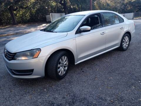 2014 Volkswagen Passat for sale at Royal Auto Mart in Tampa FL