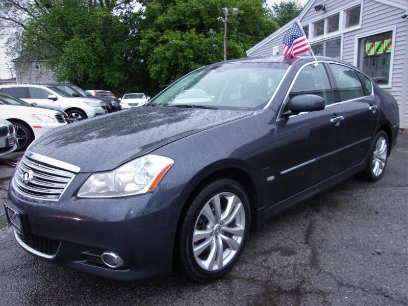 2010 Infiniti M35 for sale at Top Line Import in Haverhill MA
