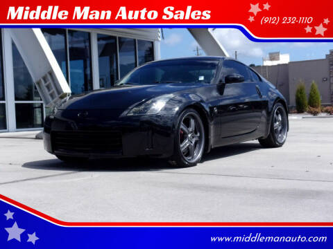 2008 Nissan 350Z for sale at Middle Man Auto Sales in Savannah GA