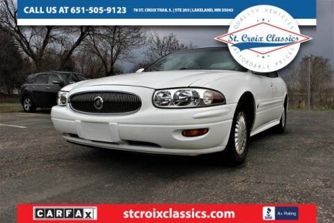 2000 Buick LeSabre for sale at St. Croix Classics in Lakeland MN