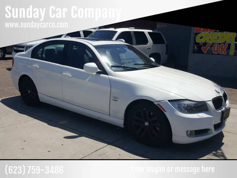 2009 BMW 3 Series for sale at Sunday Car Company LLC in Phoenix AZ