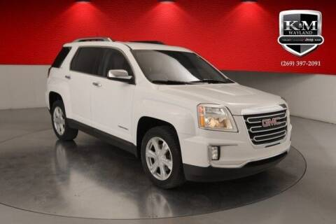 2017 GMC Terrain for sale at K&M Wayland Chrysler  Dodge Jeep Ram in Wayland MI