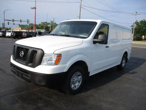 2018 Nissan NV Cargo for sale at Windsor Auto Sales in Loves Park IL