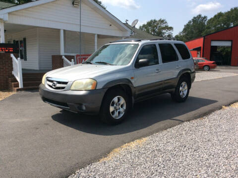 2003 Mazda Tribute for sale at Ace Auto Sales - $1000 DOWN PAYMENTS in Fyffe AL