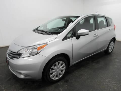 2015 Nissan Versa Note for sale at Automotive Connection in Fairfield OH