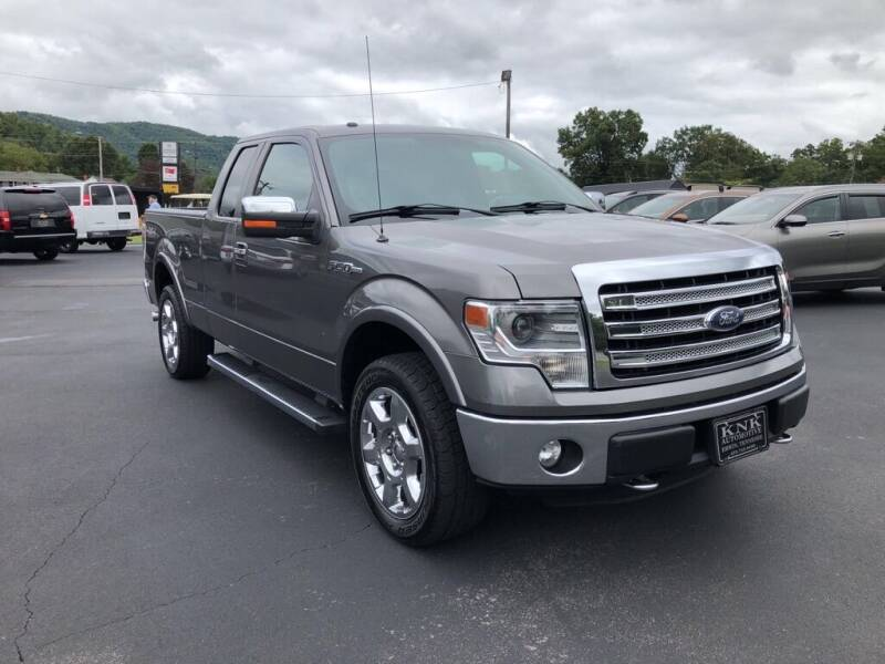 2014 Ford F-150 for sale at KNK AUTOMOTIVE in Erwin TN