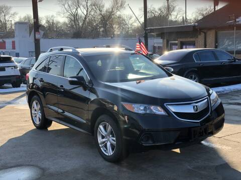 2014 Acura RDX for sale at Safeen Motors in Garland TX