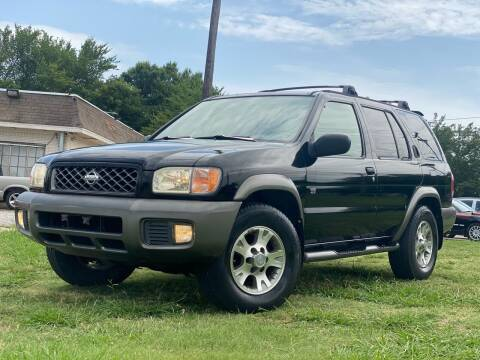 1999 Nissan Pathfinder for sale at Cash Car Outlet in Mckinney TX