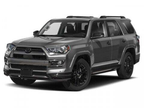 2020 Toyota 4Runner for sale at Crown Automotive of Lawrence Kansas in Lawrence KS