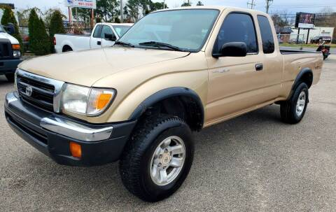 1999 Toyota Tacoma for sale at Auto and Cycle Brokers of Tidewater in Norfolk VA