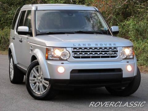 2011 Land Rover LR4 for sale at Isuzu Classic in Cream Ridge NJ