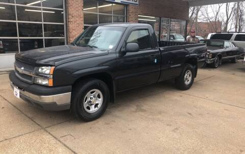 2004 Chevrolet Silverado 1500 for sale at County Seat Motors East in Union MO