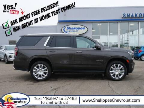 2021 Chevrolet Tahoe for sale at SHAKOPEE CHEVROLET in Shakopee MN