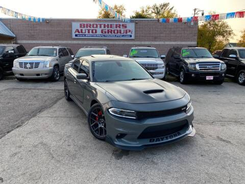 2017 Dodge Charger for sale at Brothers Auto Group in Youngstown OH