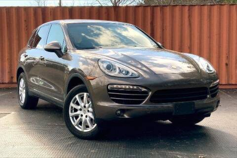 2014 Porsche Cayenne for sale at CU Carfinders in Norcross GA