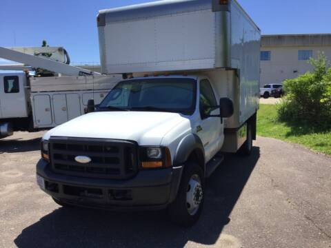 2006 Ford F-550 Super Duty for sale at Sparkle Auto Sales in Maplewood MN