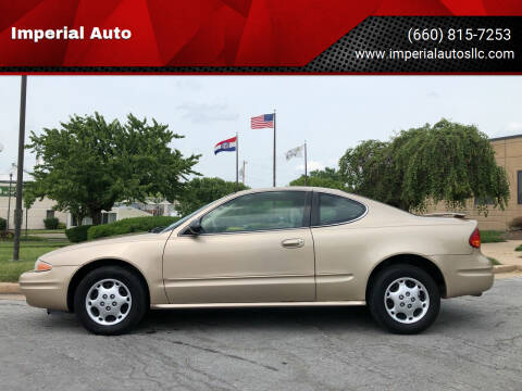 2004 Oldsmobile Alero for sale at Imperial Auto of Marshall in Marshall MO