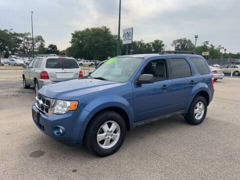 2010 Ford Escape for sale at Peak Motors in Loves Park IL