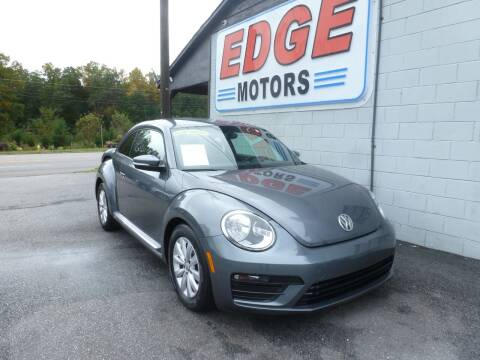 2019 Volkswagen Beetle for sale at Edge Motors in Mooresville NC