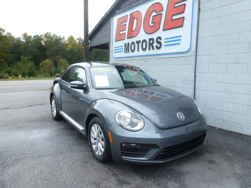 2019 Volkswagen Beetle for sale at Edge Motors in Mooresville NC