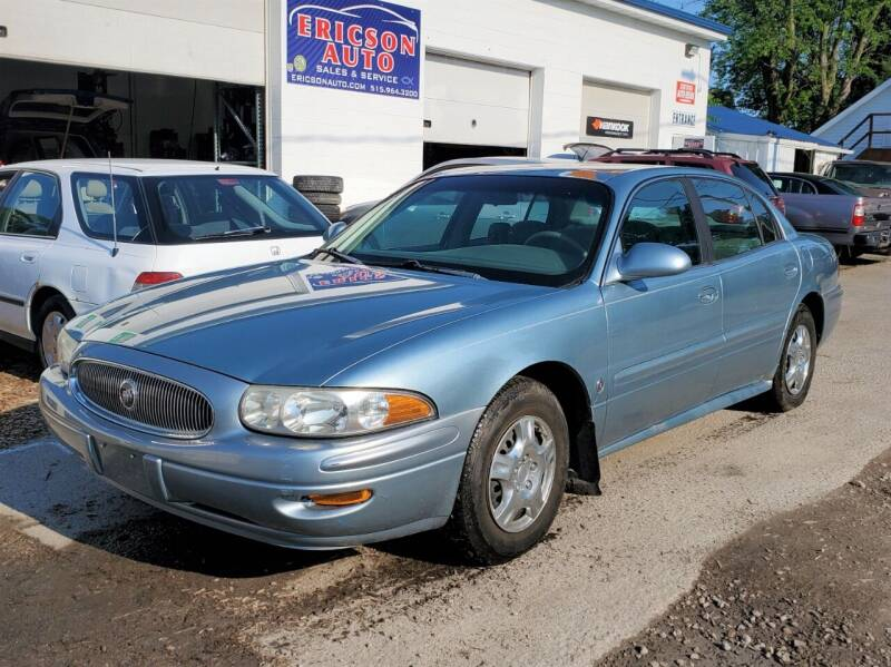 2003 Buick LeSabre for sale at Ericson Auto in Ankeny IA