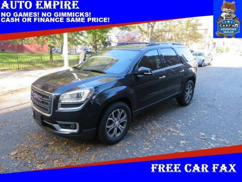 2014 GMC Acadia for sale at Auto Empire in Brooklyn NY