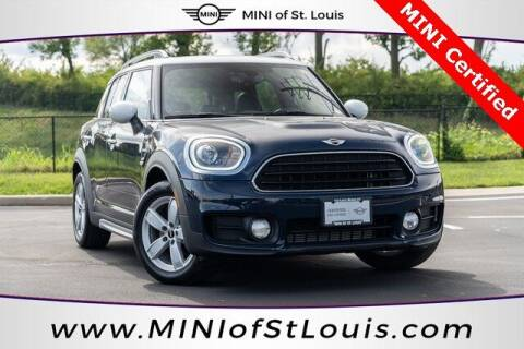 2018 MINI Countryman for sale at Autohaus Group of St. Louis MO - 40 Sunnen Drive Lot in Saint Louis MO