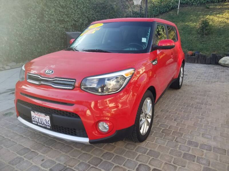 2017 Kia Soul for sale at Best Quality Auto Sales in Sun Valley CA